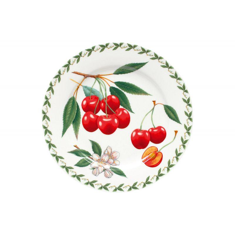 Тарелка Вишня в подарочной упаковке