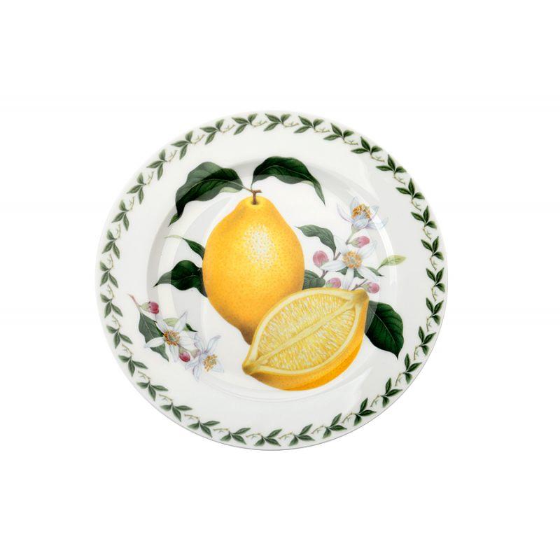 Тарелка Лимон в подарочной упаковке