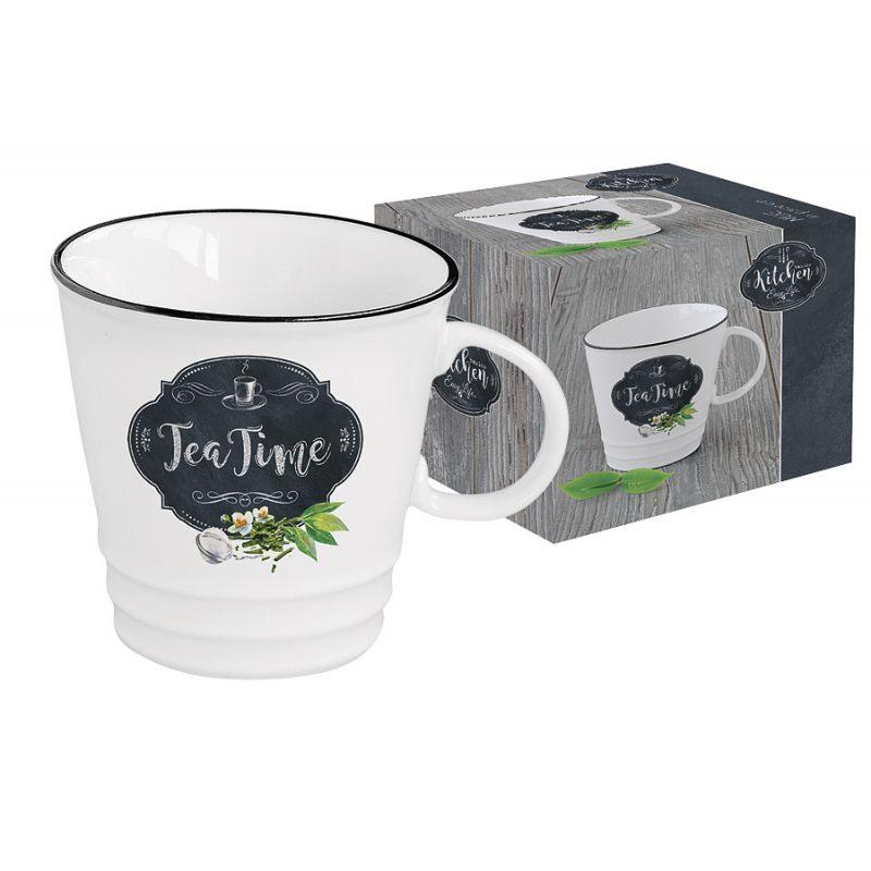 Кружка Kitchen basic (чай) в подарочной упаковке