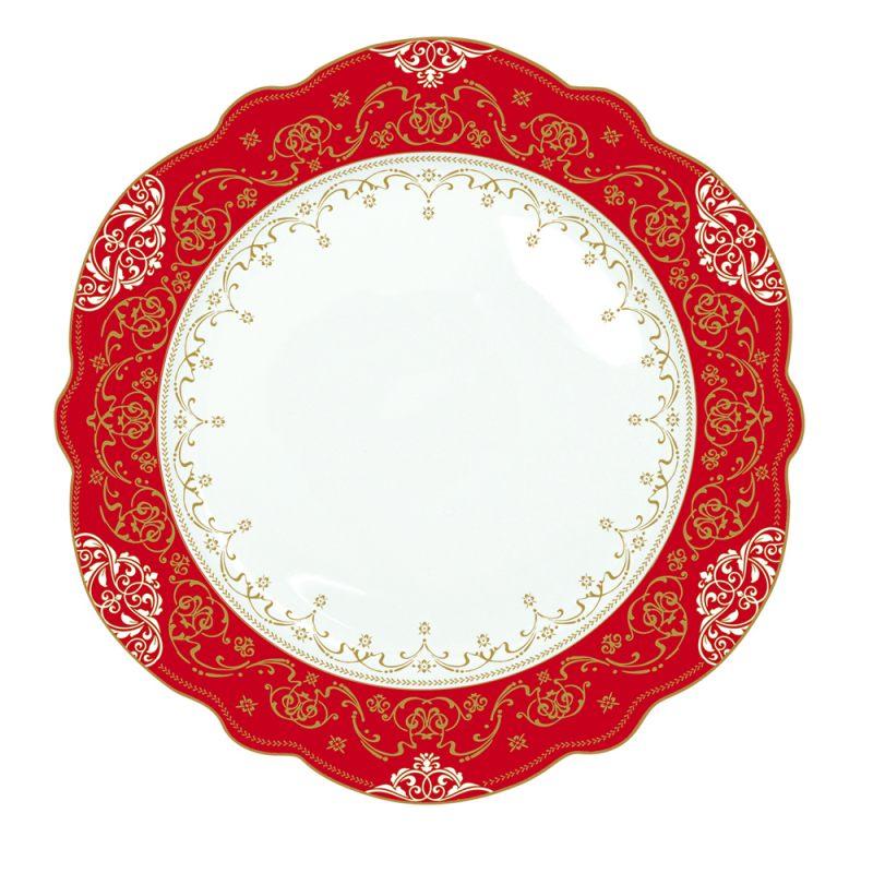 Тарелка обеденная Hermitage 26 см