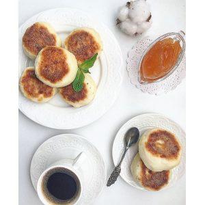 Набор из четырех тарелок Уютный Дом-Лаванда