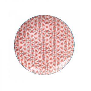 Тарелка  TOKYO DESIGN  STAR/WAVE Звёзды 25,7 см