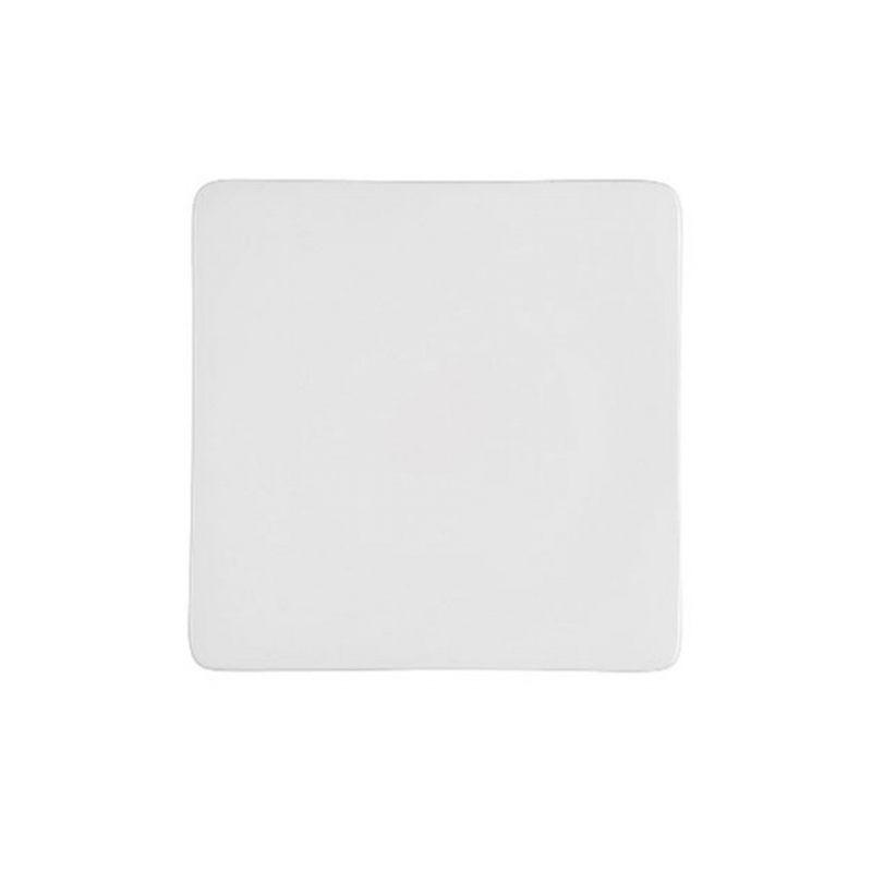 Тарелка квадратная CHEF & SOMMELIER PURITY 20 см