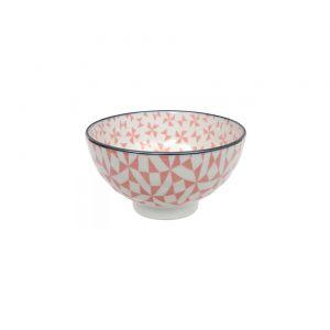Чаша TOKYO DESIGN  GEO ELECTRIC розовая 12 см