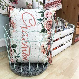 Декоративная подушка Счастье