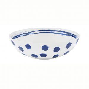 Суповая тарелка/салатник  INDIGO 18,5 см