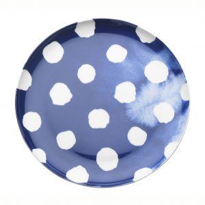 Сервировочная тарелка INDIGO 21 см