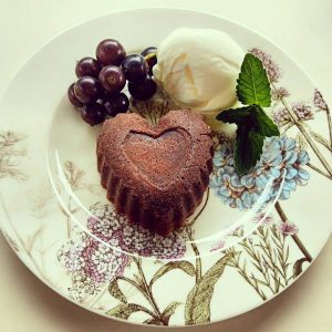 "Тарелка десертная ""BOTANICA"" 19 см."