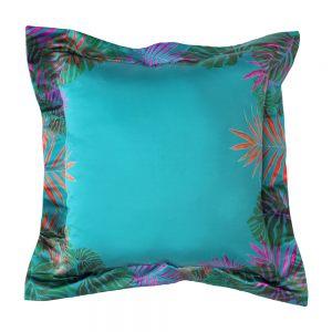 Подушка с ушками Тропики лазурь