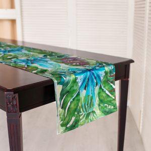 Дорожка на стол Тропики 45х240 см