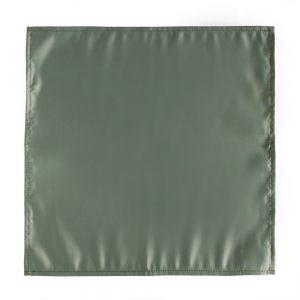 Салфетка Ботаника Одуванчики зеленая 40х40 см