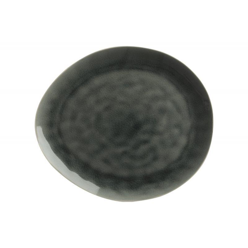 Тарелка овальная большая Artisan