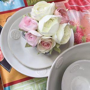 Тарелка глубокая COSTA NOVA 25 см белый