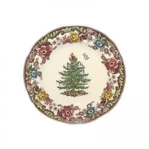 Тарелка обеденная Garland 26,5 см бежевая