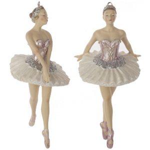 Елочная игрушка Балерина в ассортименте