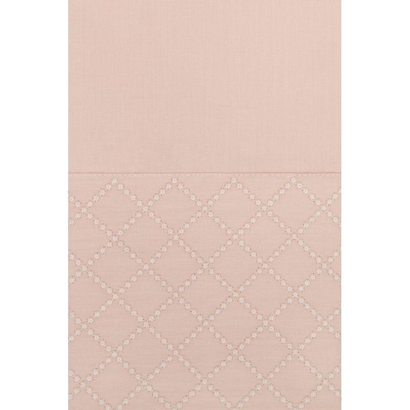 """Комплект постельного белья """"PLOMBIR"""" розовый"""