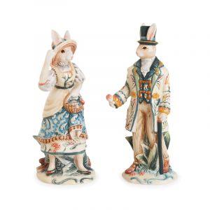 """Набор для соли и перца Мистер и Миссис Кролик """"Кролики"""""""