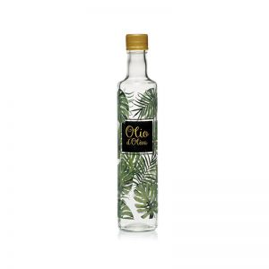 "Бутылка для масла ""JUNGLE OLIO"" 500 мл."