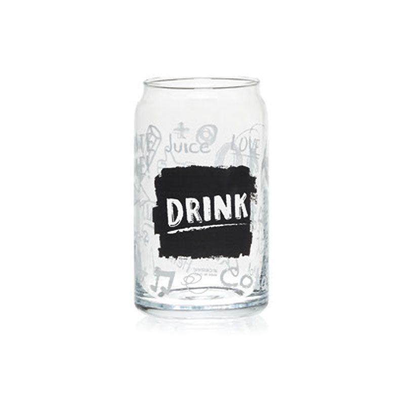 "Банка для напитков без крышки ""LAVAGNA"" 450 мл."