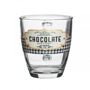 """Кружка для напитков """"RETRO CHOCOLATE"""" 310 мл"""