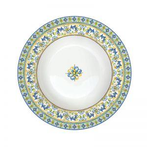 """Тарелка суповая """"CAPRI"""" 21,5 см."""