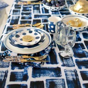 Столовые приборы Коллекция Luna Oro