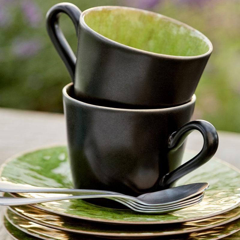 "Чайная пара ""RIVIERA"", 190 мл"