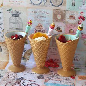Набор ложечек для мороженного