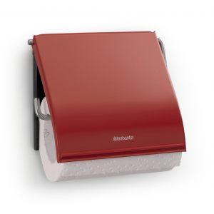 Держатель для туалетной бумаги Brabantia - Red (красный)
