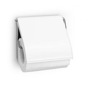 Настенный держатель для туалетной бумаги Brabantia - White (белый)