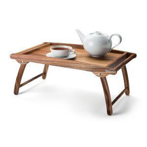"""Сервировочный стол """"Continenta"""", акация 61 см"""