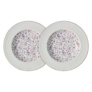 "Набор из 2-х суповых тарелок ""Стиль"" 23 см"