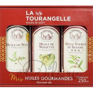 "Набор ""La Tourangelle"" (грецкий орех, лещина, кунжут) 250 мл"