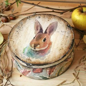 Короб Кролик