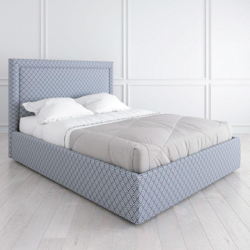 """Кровать с подъёмным механизмом """"Coloris"""" с принтом"""