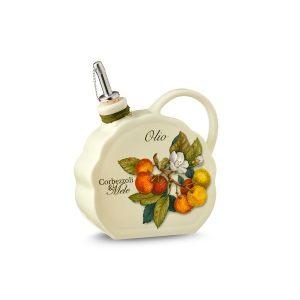 """Бутылка для масла """"Итальянские фрукты"""" 550 мл"""