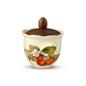 """Банка для сыпучих продуктов """"Итальянские фрукты"""" 350 мл"""