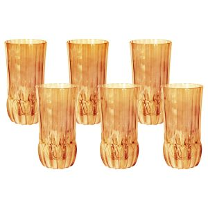"""Набор: 6 стаканов для воды """"Адажио"""" 350 мл"""