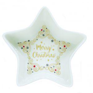 "Салатник ""Merry Christmas"" 15 см"