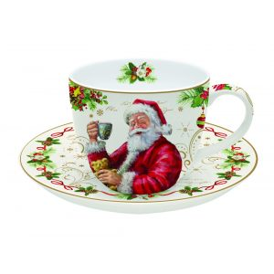 "Чашка с блюдцем ""Magic Christmas"" 200 мл"