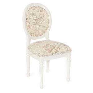 """Стул с мягким сиденьем и спинкой """"Provence"""""""