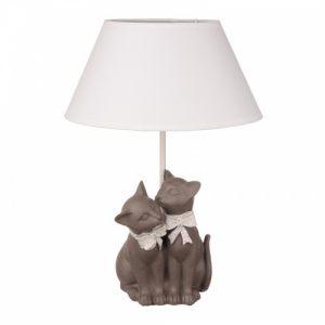 """Лампа настольная """"Кошки"""""""