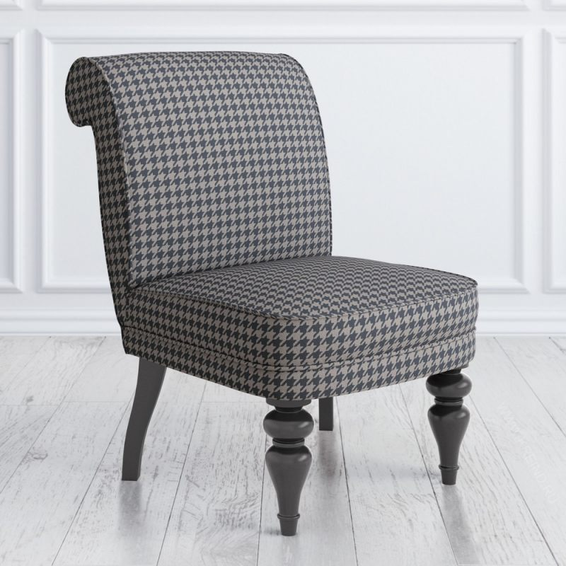 Кресло с принтом
