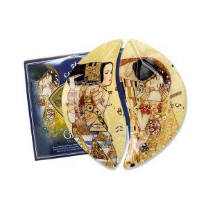 Набор из 2-х тарелок с репродукциями картин