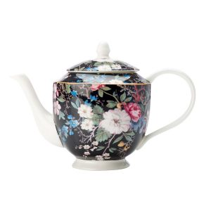 """Чайник заварочный """"Цветы"""" в подарочной упаковке"""