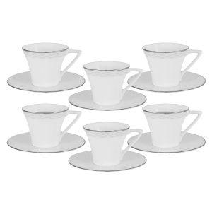 """Кофейный набор """"Бриз"""" (6 чашек и 6 блюдец)"""