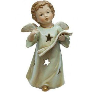 """Подсвечник для чайной свечи """"Ангел"""" (17 см)"""