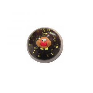 """Бомбочка для ванн """"Шоколадный Робин"""""""