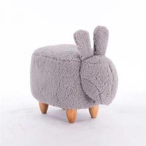 """Пуфик """"Кролик серый"""""""