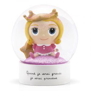 "Снежный шар ""Принцесса"""